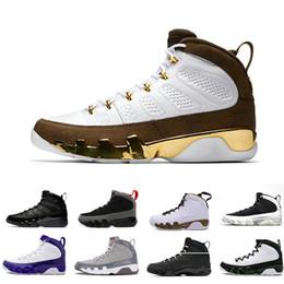 $enCountryForm.capitalKeyWord NZ - 2018 9 men basketball shoes Mop Melo Bred LA Oreo black red white shoe Tour Yellow PE 9s sports trainer Sneakers size eur 41-47
