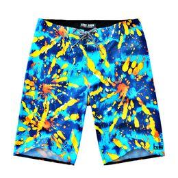 bbd0b998ef Summer New Brand Board Shorts Men Swim Shorts Plus Size Loose Bermuda Surf Swim  Trunks Quick Dry Summer Surfing Swimming Swimwear