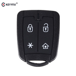 $enCountryForm.capitalKeyWord Australia - case KEYYOU 20pcs lot New Repalce Car Key Case For Brazil Positron Alarm 4 Button Remote Key Cover Shell Auto Parts