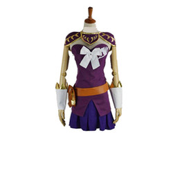China Women's Sexy Fairy Tail Grand Magic Games Lucy Heartfilia Cosplay Costume suppliers