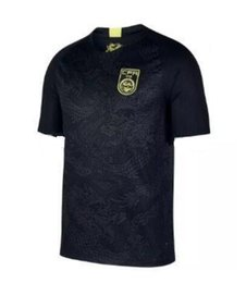 Chinese  2018 19 Chinese black dragon soccer jersey black football Jersey the china national team black dragon Jersey national football uniform. manufacturers