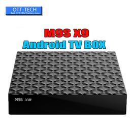 $enCountryForm.capitalKeyWord NZ - New Cheap M9S X9 4K Smart Android 6.0 TV Boxes Rockchip RK3229 Quad Core 1GB 8GB Google Set Top Box 3D media players Better MXQ PRO S905W