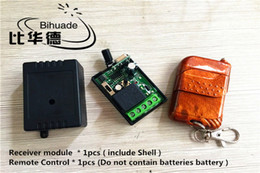 $enCountryForm.capitalKeyWord NZ - 433 Mhz Universal Wireless Rf Remote Control Switch 12v 10a 1ch Relay Receiver Module And 433mhz Remote Controls With Battery