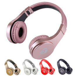 Cell phones bluetooth games online shopping - Mini Bluetooth Wireless Headphone S55 Wearing Game Headphones With Card FM Earphone Foldable Gaming Headset For iPhone Smasung
