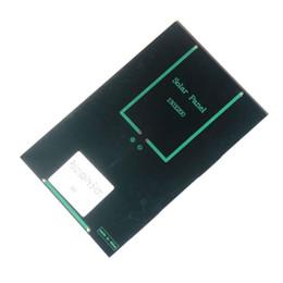 $enCountryForm.capitalKeyWord UK - Wholesale! 100PCS Lot 4.2W 9V Polycrystalline Solar Cell Module Solar Panel For Charging Battery DIY Solar Charger 130*200MM Free Shipping