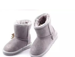 Womens Boots Free Shipping UK - FREE SHIPPING High Quality WGG 5281 Boys and girls Women's Classic tall Boots Womens Boot Snow boots Winter boots leather boot US SIZE