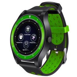 $enCountryForm.capitalKeyWord Australia - New Arrival IPS Screen Smart Watch Men Women Sport Wristwatch Bluetooth Watch Fitness Tracker Bracelet Sedentary Reminder for Android iPhone