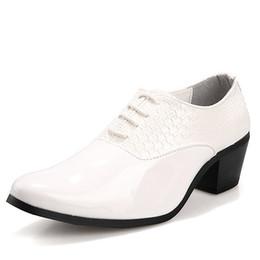 $enCountryForm.capitalKeyWord UK - mens knit black party shoes gents man 6cm high heeled plait leather wedding shoes 2.3 inch heighten heel weave dress shoes braid