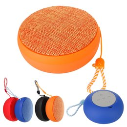 Art Player UK - Portable Speakers Bluetooth Speaker Bluetooth Wireless Speaker Desktop Fabric Art Style Music Player Hands-free calls with mic