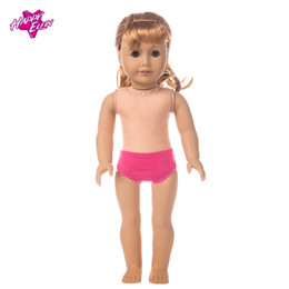 531c0903f2 2 pcs Doll Clothes 4color small underpants Baby Born underwear 18 inch doll  accessories American Girl Doll Clothes