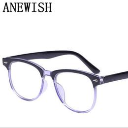 9266b7c170 2017 New Cheap Discount Retro Anti-blue light Anti-UV Hardened men s eye glasses  frame for women s eyeglasses masculino Goggles