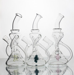 Good Oil Rigs Australia - Bong Glass Bong Good Function Dab rig Glass Water Pipe oil rigs Smoking water Pipe Recycler Oil Rigs