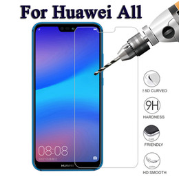 smart protector NZ - For huawei p20 glass for huawei p20 lite plus p smart phone protection protective protector screen tempered glas film 9h