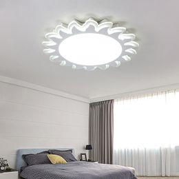 Discount Girl Lamps For Bedroom   Solar Ceiling Lights Girl Boy Led Eye  Care Bedroom Lighting