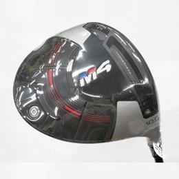 Новые гольф-клубы M4 Golf 9.5 /10.5 loft Водительские клубы Graphite Golf shaft R / S Бесплатная доставка