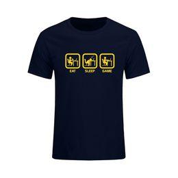 $enCountryForm.capitalKeyWord Canada - New Fashion Eat Sleep Game XBOX Gamer Funny T-shirt Men Humor Casual Printed College Mens Short Sleeve T Shirt Brand Clothing