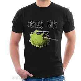 2709313f Fortnite Bush Life Thug Life Sniper Men's T Shirt 2018 Summer New Brand T  Shirt Men Hip Hop Men T shirt Casual Fitness