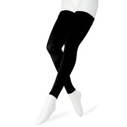 4cda6ecb4 Spandex Stockings UK - Medical Thigh High Compression Stocking Support DVT Varicose  Socks Travel Flight