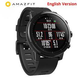 $enCountryForm.capitalKeyWord Australia - Xiaomi Huami Amazfit Stratos 2 English Version Smart Watch With GPS PPG Heart Rate Monitor 5ATM Waterproof Sports Smartwatch