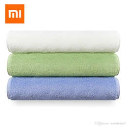 Smart Hair Australia - 5pcs Xiaomi ZSH Square Towel Polyegiene Antibacterial Towel Oeko-Tex Standard Cotton Strong Water Absorption For Smart Home Water Absorption