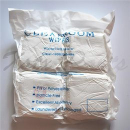 Wipers for glasses online shopping - 400 Bag LCD Cleaning Room Wiper Cloth Anti static Cleaning Cloth for For lcd and touch screen glass refurbish