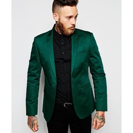 $enCountryForm.capitalKeyWord Canada - New Arrival Custom made Men Suit Set Slim Wedding Suits Mens Green Groom Tuxedos Groom Suit( jacket+Pants)