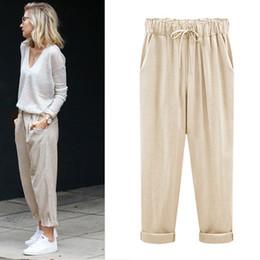 471fc61ffe Plus Size Women Linen Pants Canada | Best Selling Plus Size Women ...