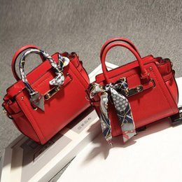 Discount korean bow bags - New Fashional Winter Handbag single shoulder Bag Messenger Bags Japan and Korean style Flap shoulder Bag for women T018