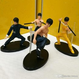 $enCountryForm.capitalKeyWord NZ - Anime Game Manga Garage BruceLee Ver PVC Action Figure Collectible Model Doll Toy 13cm The Way Of The Dragon