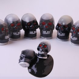 Хэллоуин трюк играть череп смарт слизь Фимо тесто Squishy игрушки reloj inteligente творческий детские развивающие игрушки новинка партия выступает новинка