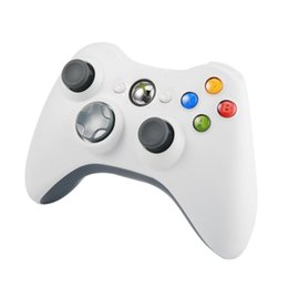 Chinese  For Xbox360 Gamepad 2.4G Wireless Joystick Handle Game Controller For Microsoft Xbox 360 PC Multi-media Game Joypad manufacturers
