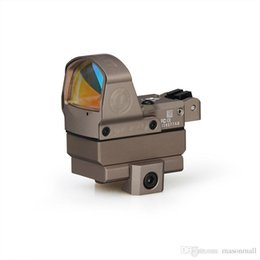 $enCountryForm.capitalKeyWord Australia - 2018 LeuP Style DP-Pro Micro Red Dot Sight With 1911,1913 Mount For Hunting Rifles Scope Tactical Gear Reflex Holographic Sight Dot