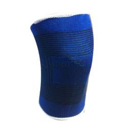 patella knee protector 2018 - Knee Support Brace Single Wrap Compression Sleeve Stabilizer for Arthritis Meniscus Patella Protector Running Men Women