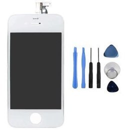 $enCountryForm.capitalKeyWord Australia - For iPhone 4s LCD Display+Touch Screen digitizer+Frame assembly Black Color Best price Best quality
