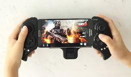 $enCountryForm.capitalKeyWord Australia - Wireless Bluetooth Game Controller Gamepad Joystick with Stretch Bracket for iPhone 6 Plus iOS Android System