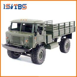 $enCountryForm.capitalKeyWord NZ - WPL B-24 GAZ-66 1 16 Remote Control Military Truck 4 Wheel Drive Off-Road RC Car Model Remote Control Climbing Car RTR Gift Toy