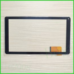 """Inch Tablet Pc Capacitive Digitizer Australia - For Denver TAQ-10172 mk2 Tablet Capacitive Touch Screen 10.1"""" inch PC Touch Panel Digitizer Glass MID Sensor Free Shipping"""