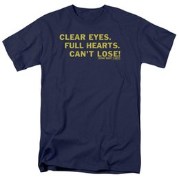 $enCountryForm.capitalKeyWord UK - Friday Night Lights CLEAR EYES. FULL HEARTS. CAN'T LOSE T-Shirt All Sizes Funny free shipping Unisex Casual tee gift
