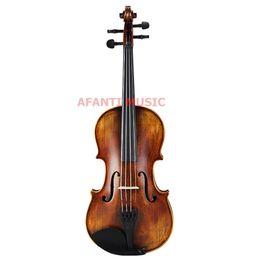 China 1 2 Violin   Afanti Music Ebony Fingerboard 1 2 Violin (AVL-373) cheap basswood ebony fingerboard suppliers