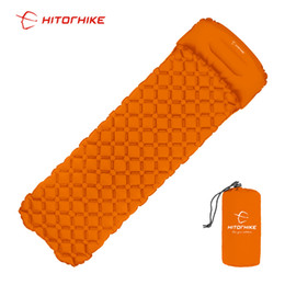 $enCountryForm.capitalKeyWord NZ - picnic mat air bed Sleeping Pad Camping Mat With Pillow air mattress Inflatable Cushion Sleeping Fast Filling moistureproof