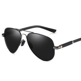 19214ed4fa4 Polarized Sunglasses Men Brand Designer Pilot Male Sun Glasses For Driving  Vintage Eyewear Coating Lens Shades For Men Women