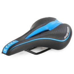 Soft mtb Saddle online shopping - YAFEE Sports Bike MTB Saddle Front Seat Mat Cushion Riding Cycling Supplies Anti Wrinkle Breathable Soft suit for scooter bike