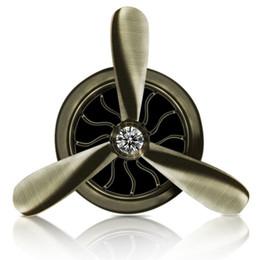 $enCountryForm.capitalKeyWord UK - New Vehicle Air Freshener Car Air Conditioner Outlet Vent Clip Mini Fan Aircraft Head Perfume Fragrance Scent Lemon Essential Oil