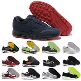 sports shoes e77a3 33558 2018 vente chaude mode coussin 87 Hommes Casual Chaussures pour les sports  de plein air sneakers mans Original theas 90 formateurs taille 40-45