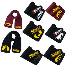 Knitting scarves for boys online shopping - 2018 Game Red Dead Redemption Scarf Unisex Winter Warm Knitted Scarves cm fleece Neckscarf Fans Gift christmas gifts for boys men