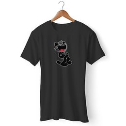 $enCountryForm.capitalKeyWord UK - Felix The Cat Funny Humour Movie Elmo Muppets Man's   Woman's T-ShirtFunny free shipping Unisex Casual gift