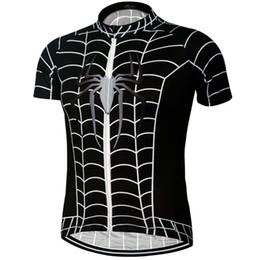 5681a0b26 Breathable Captain America Spiderman Batman Cycling Jersey Short Sleeve  Summer Men s Shirt Bicycle Wear Racing Tops Bike Cycling Clothing