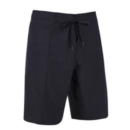 Pantalones cortos de la tabla de los hombres verano 2018 Bermudas Masculina Spandex Boardshorts Surf playa nadar pantalones cortos traje de baño elástico