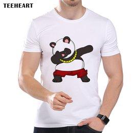 25bbf33a3 Dab The Sun' Panda Bear Instinct Dance Move Shorts Funny Joke Men T Shirt  Tee
