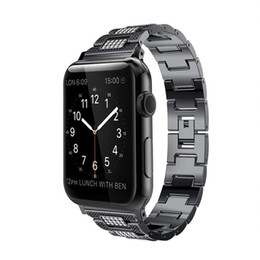 apple smart watch stainless steel band Canada -